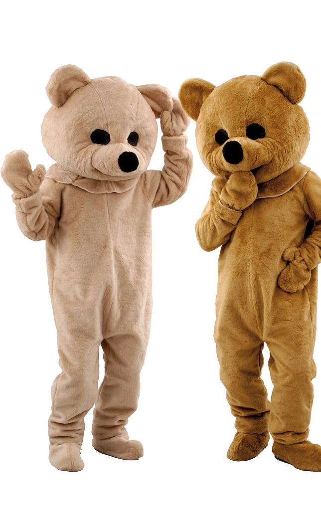 Costume-Mascotte-Ours-M11
