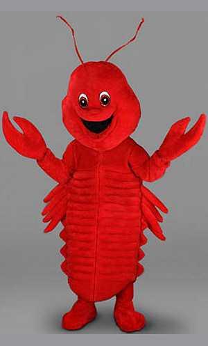 Costume-Mascotte-Crustac�-M1