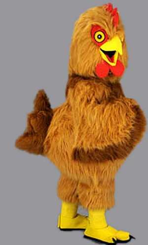 Costume-Mascotte-Poule-Rousse-M1