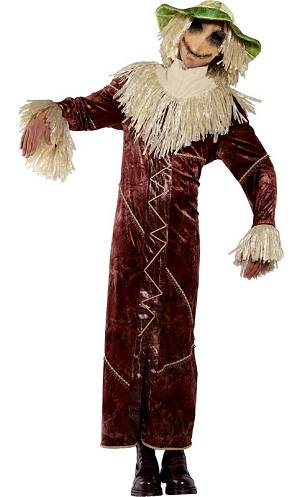 Costume-Epouvantail