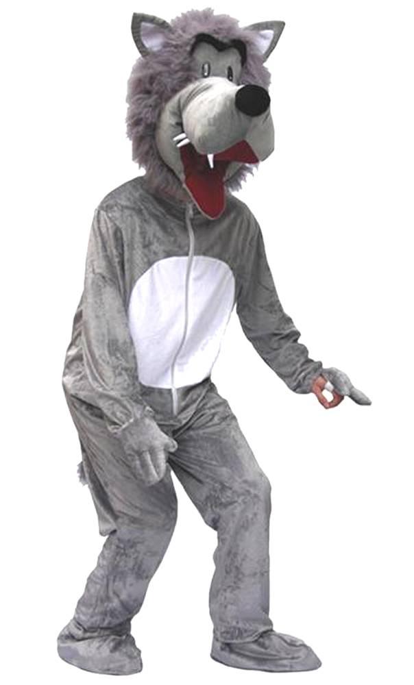 Mascotte-de-loup