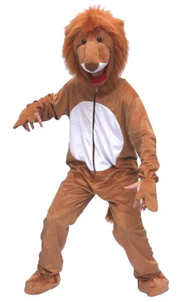 Mascotte-de-lion