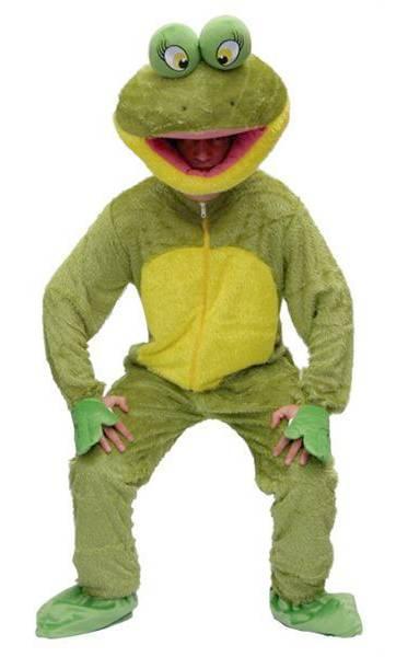 Mascotte-de-grenouille-adulte