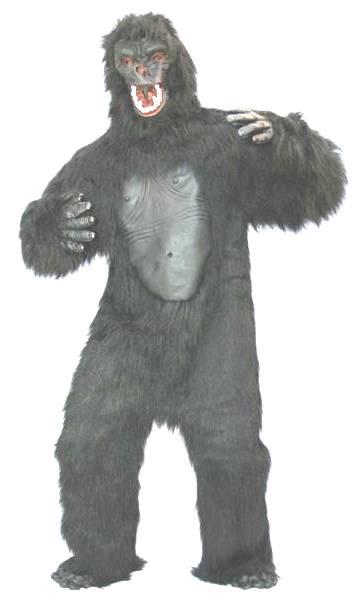 Costume-de-gorille