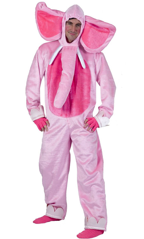 Costume-Eléphant-rose