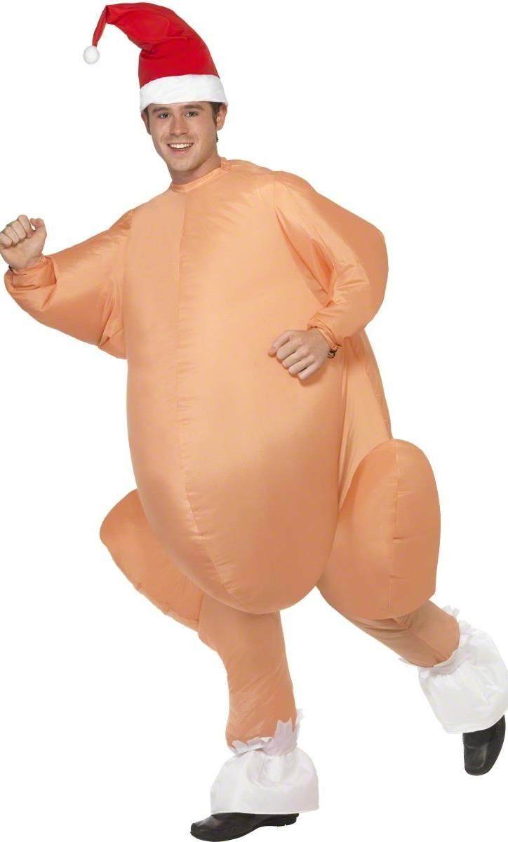 Costume-de-poulet-ou-de-dinde