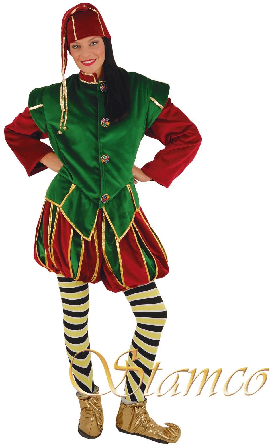 Kobold-kostüm-Elf-kostüm