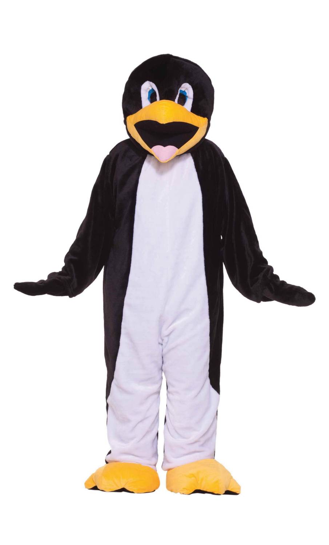 Mascotte-de-pingouin