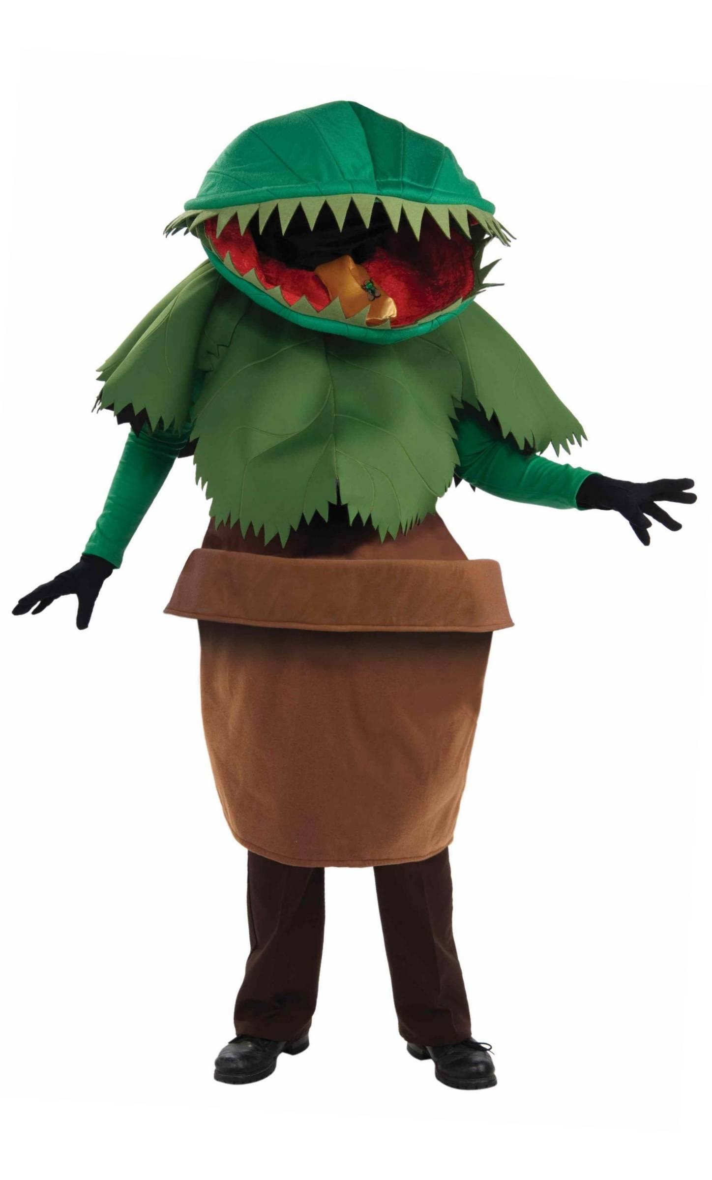 Costume-Plante-Carnivore