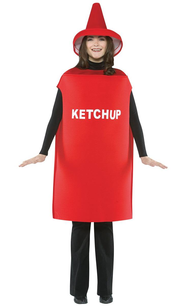 Costume-Ketchup