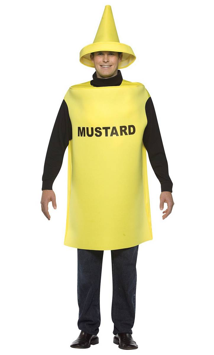Costume-Moutarde