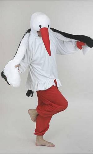 Costume-de-cigogne