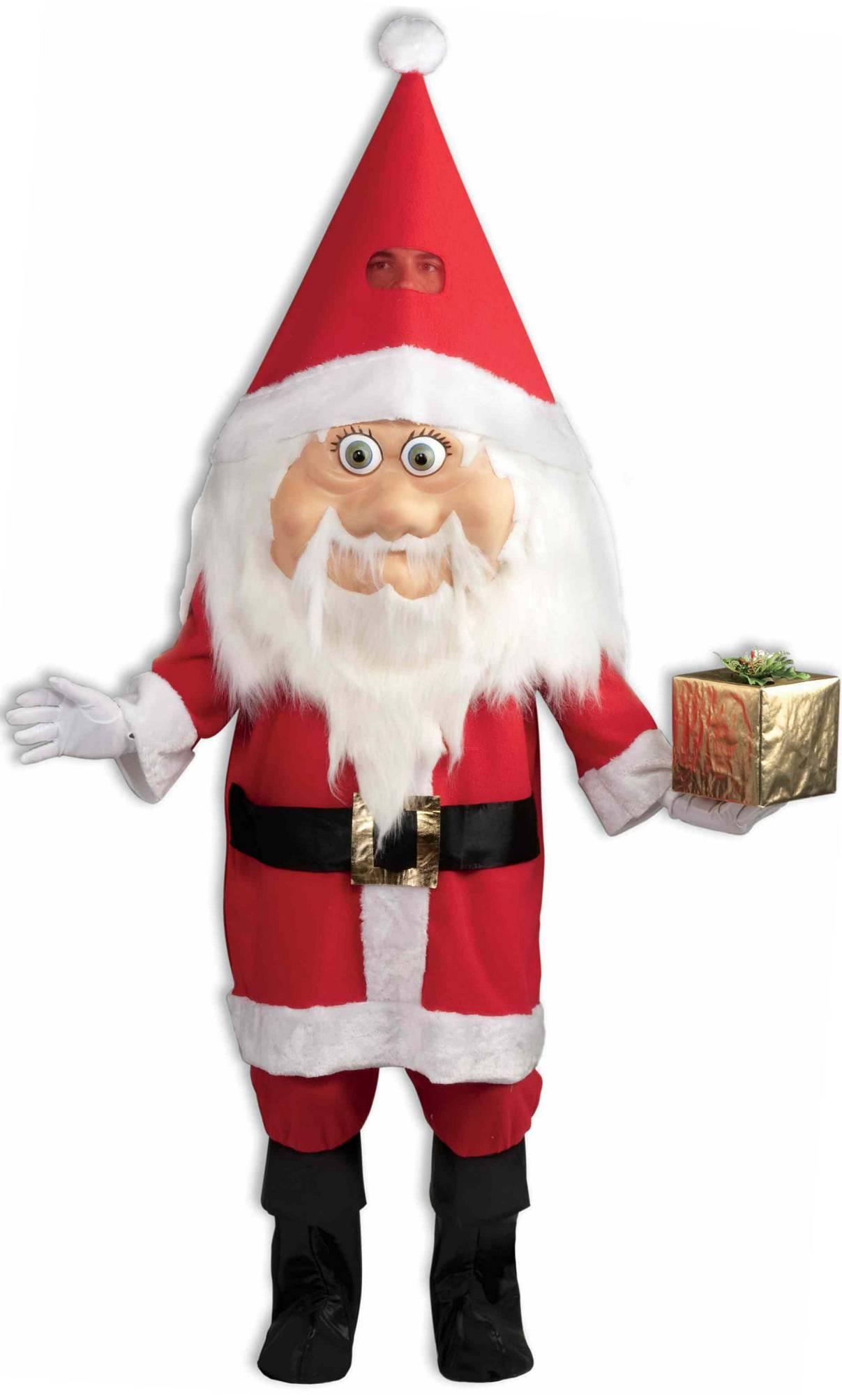 Weihnachtsmannparade-kostüm