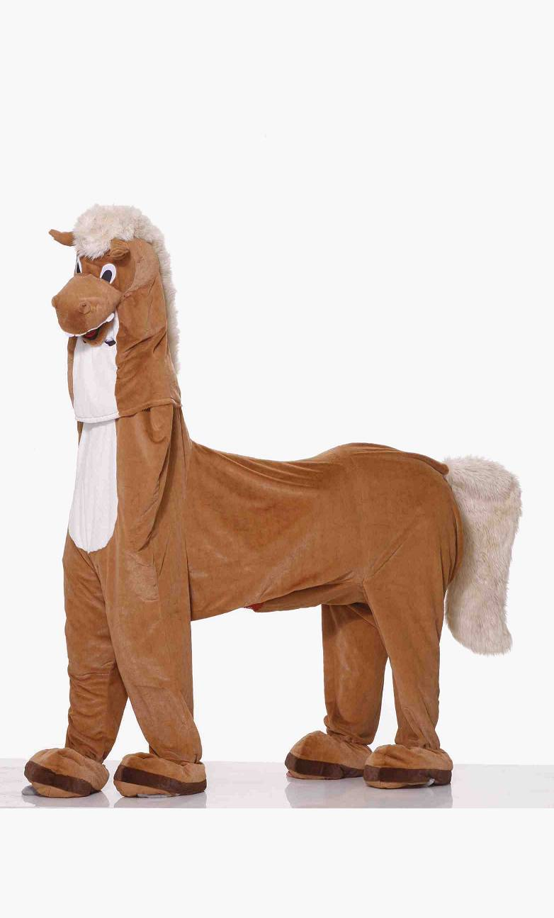 Connu Costume de cheval biplace-v39457 UH78