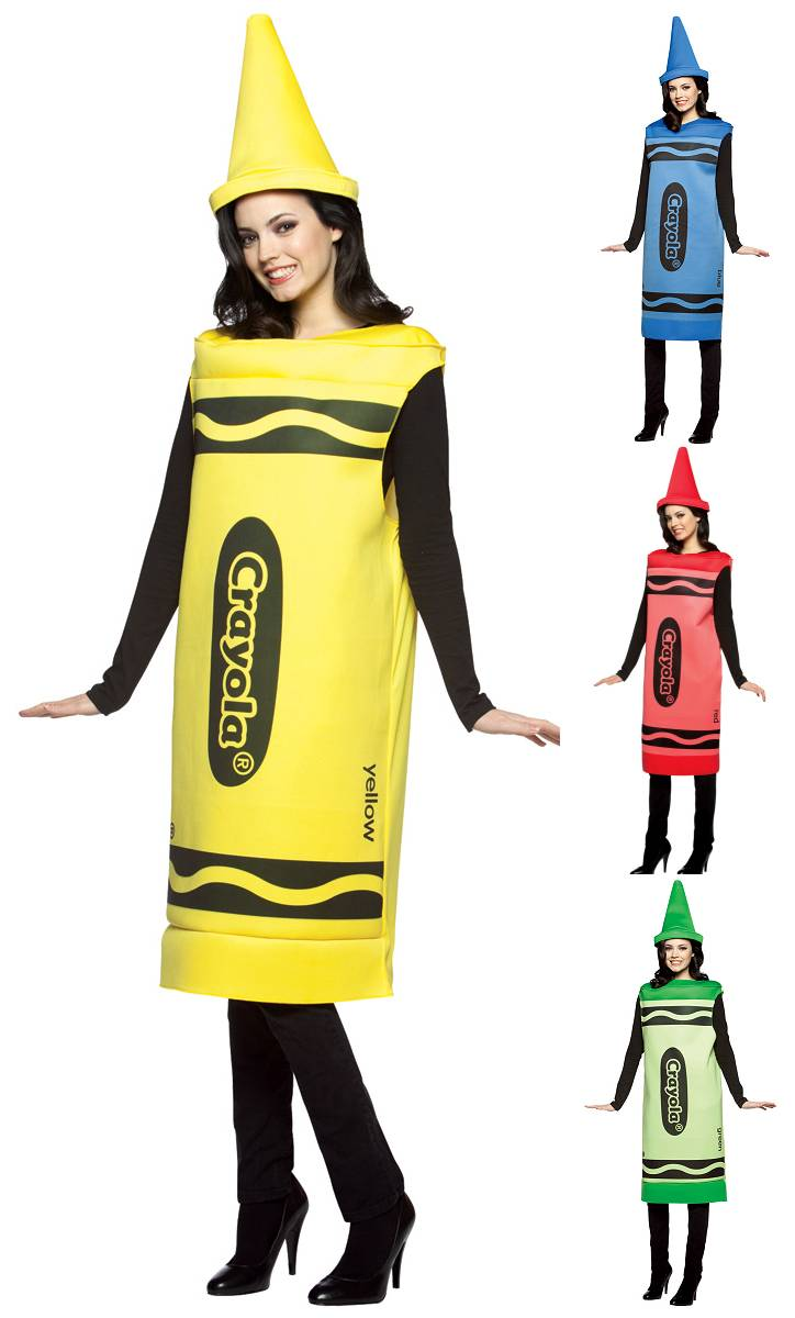 Costume-Crayon-de-couleur-Crayola-Adulte-l