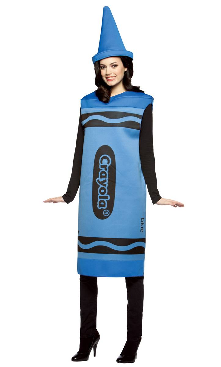 Costume-Crayon-de-couleur-Crayola-Adulte-l-2