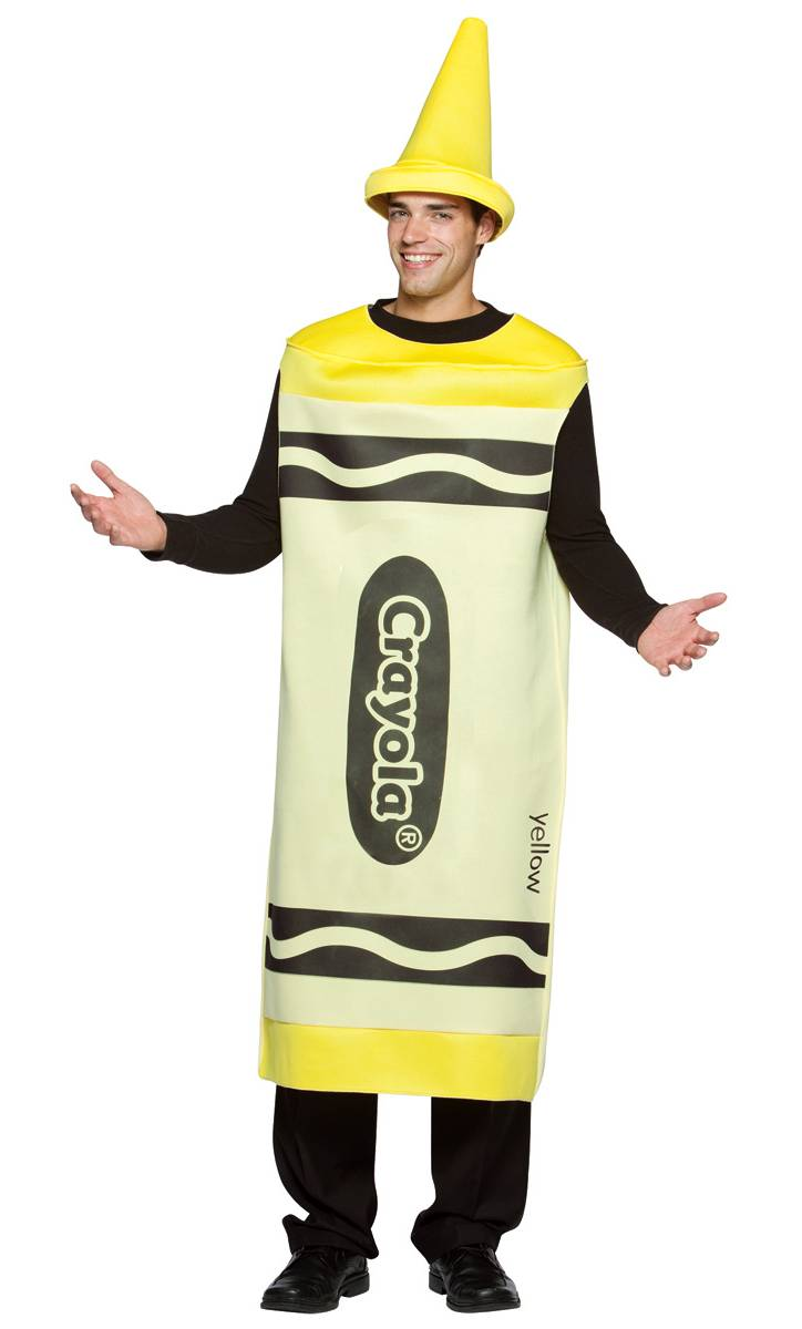 Costume-Crayon-de-couleur-Crayola-Adulte-XL-XXL-2