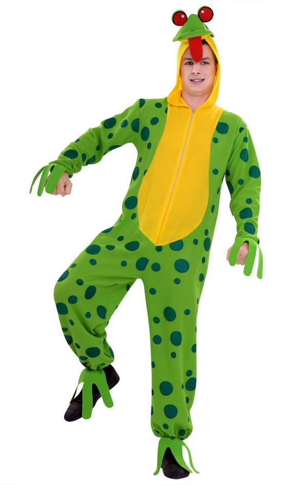 Costume-Grenouille
