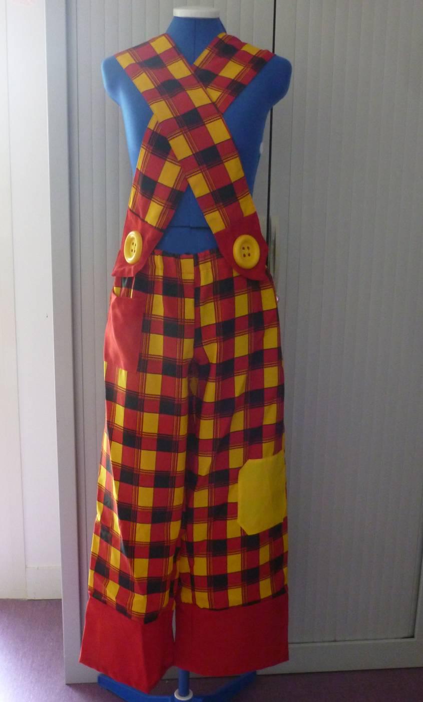 Pantalon-de-Clown