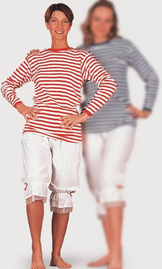 T-shirt-rouge-blanc