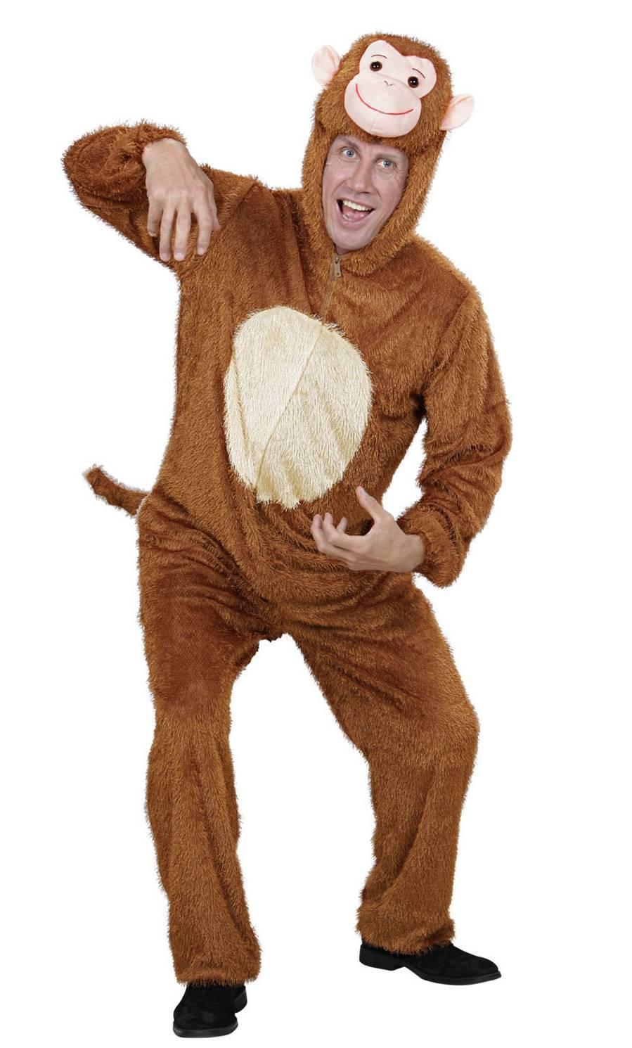Costume-de-singe-pour-adulte-XL-Grande-taille-2