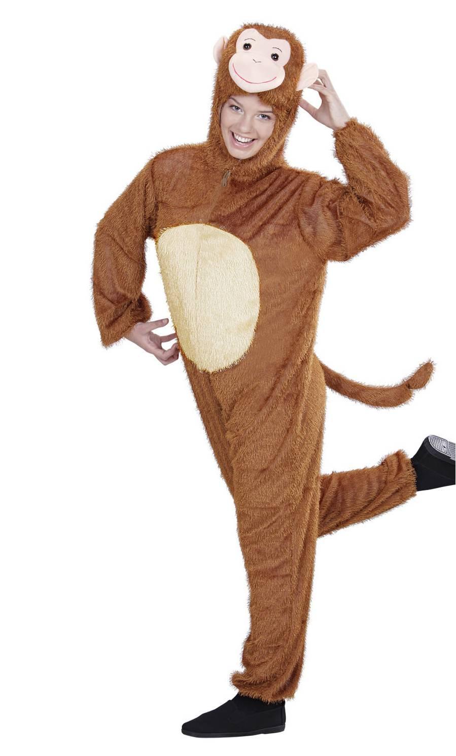 Costume-de-singe-pour-adulte-XL-Grande-taille-3