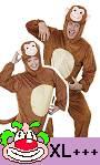 Costume-Singe-Adulte-Grande-Taille-XL