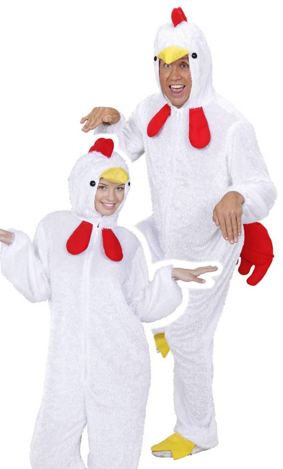 Costume de coq pour adulte
