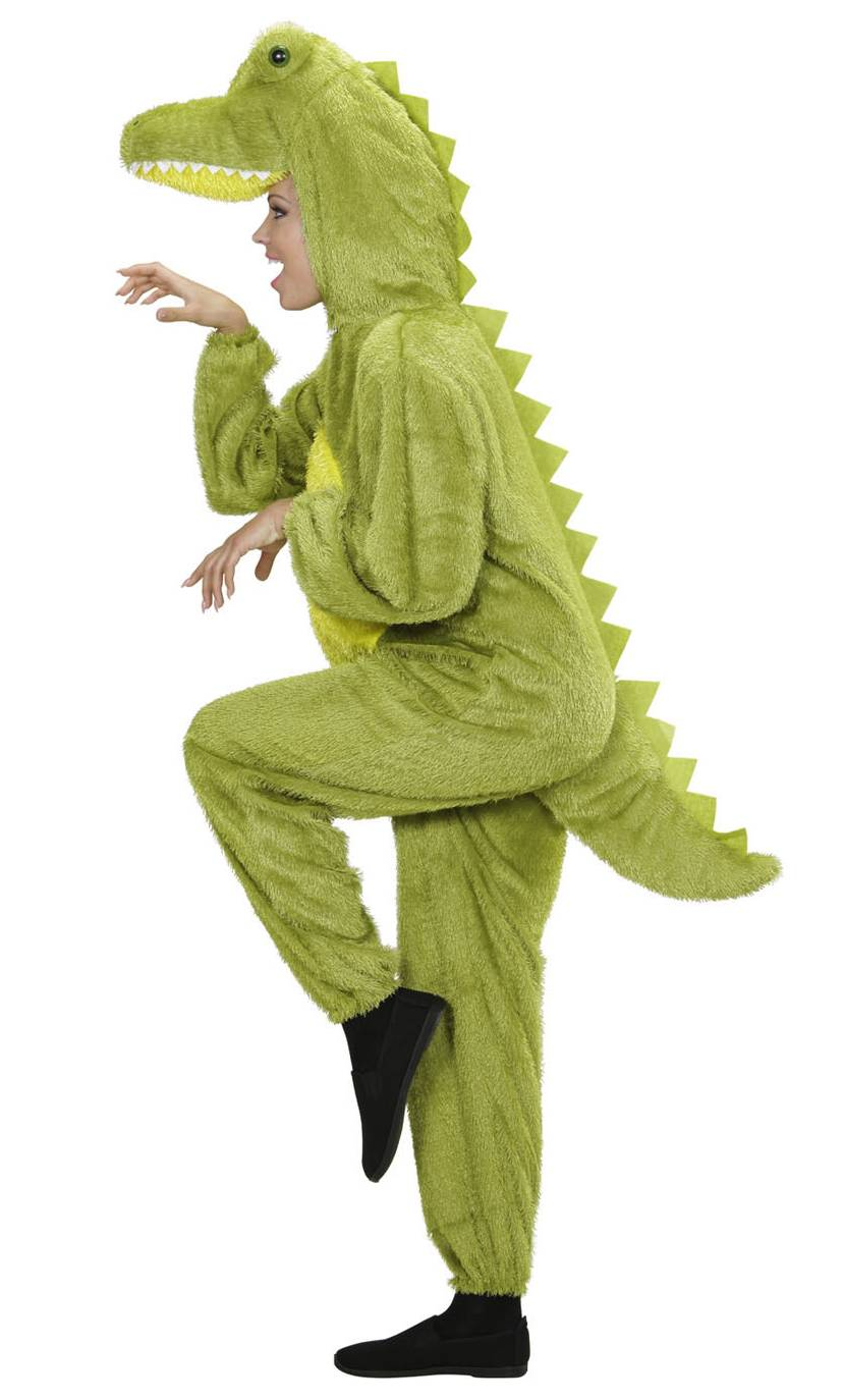 Costume de crocodile pour adulte