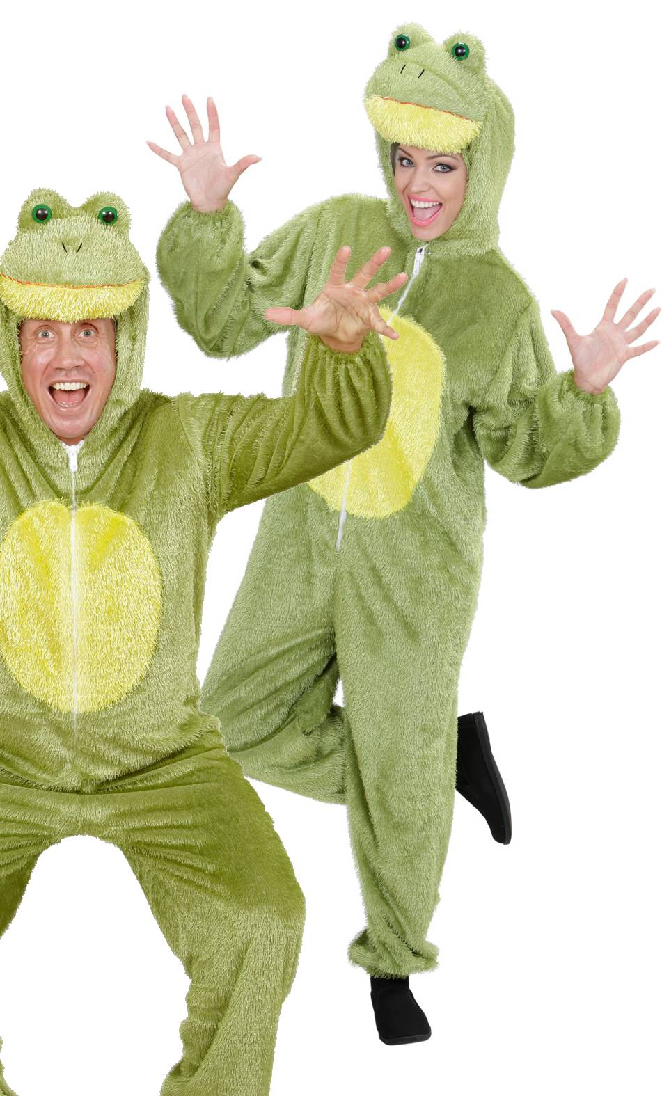 Costume de grenouille