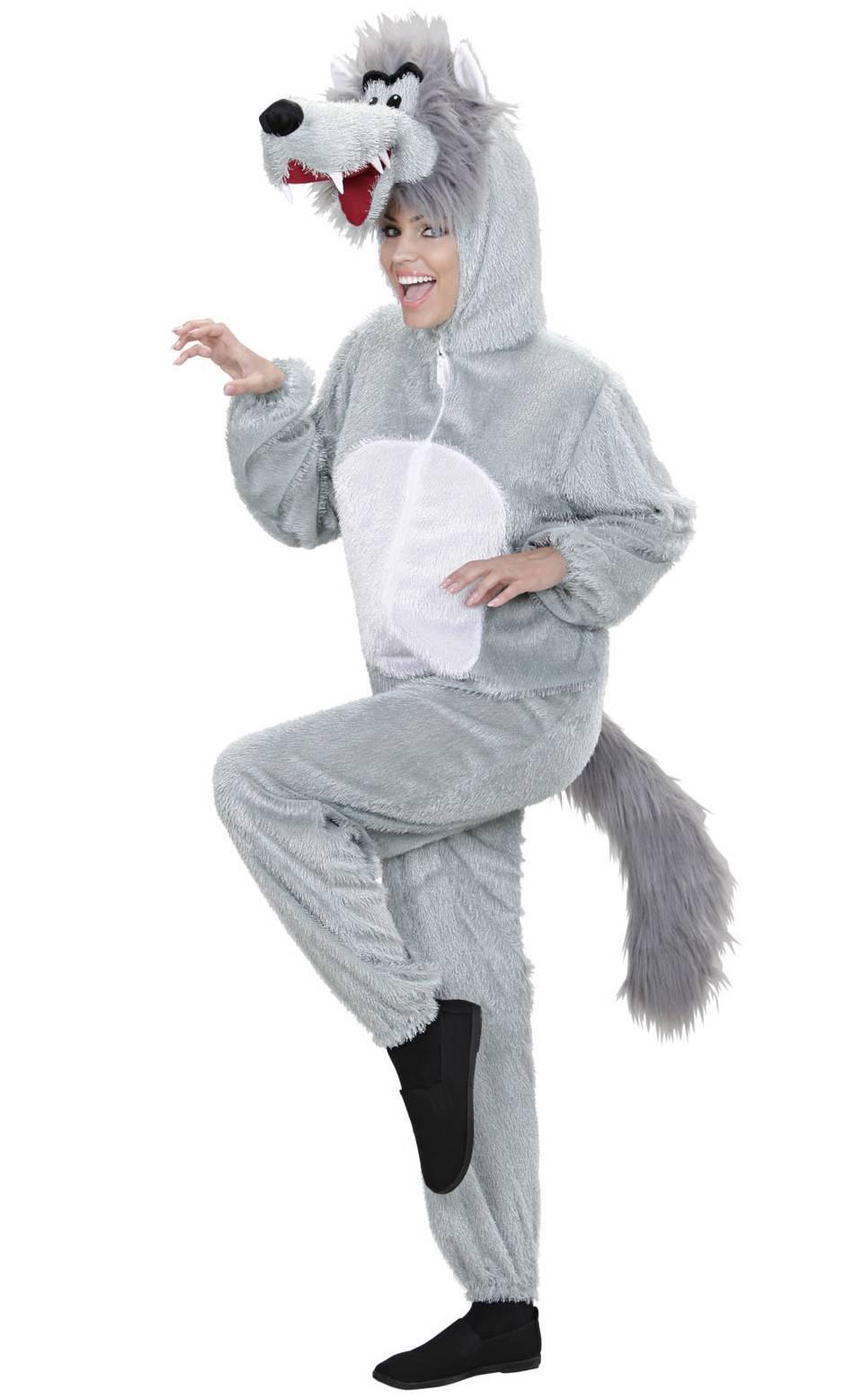 Costume de loup pour adulte