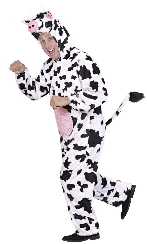 Costume de vache adulte grande taille