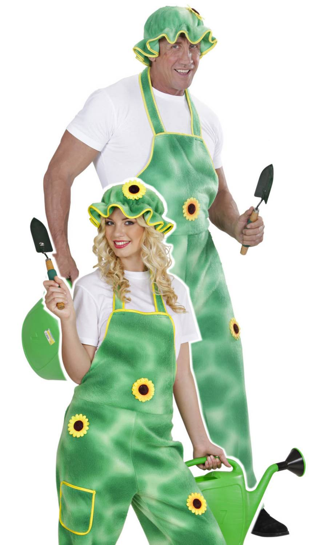 Costume de jardinier