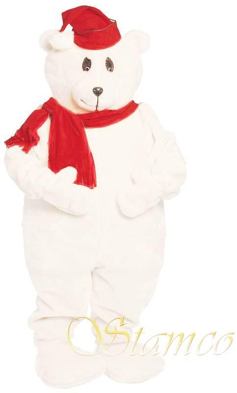 Mascotte-ours-de-Noël