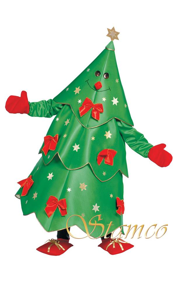 Mascotte-Sapin-de-Noël