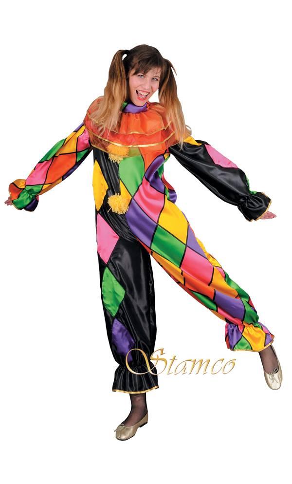 Costume-Arlequin