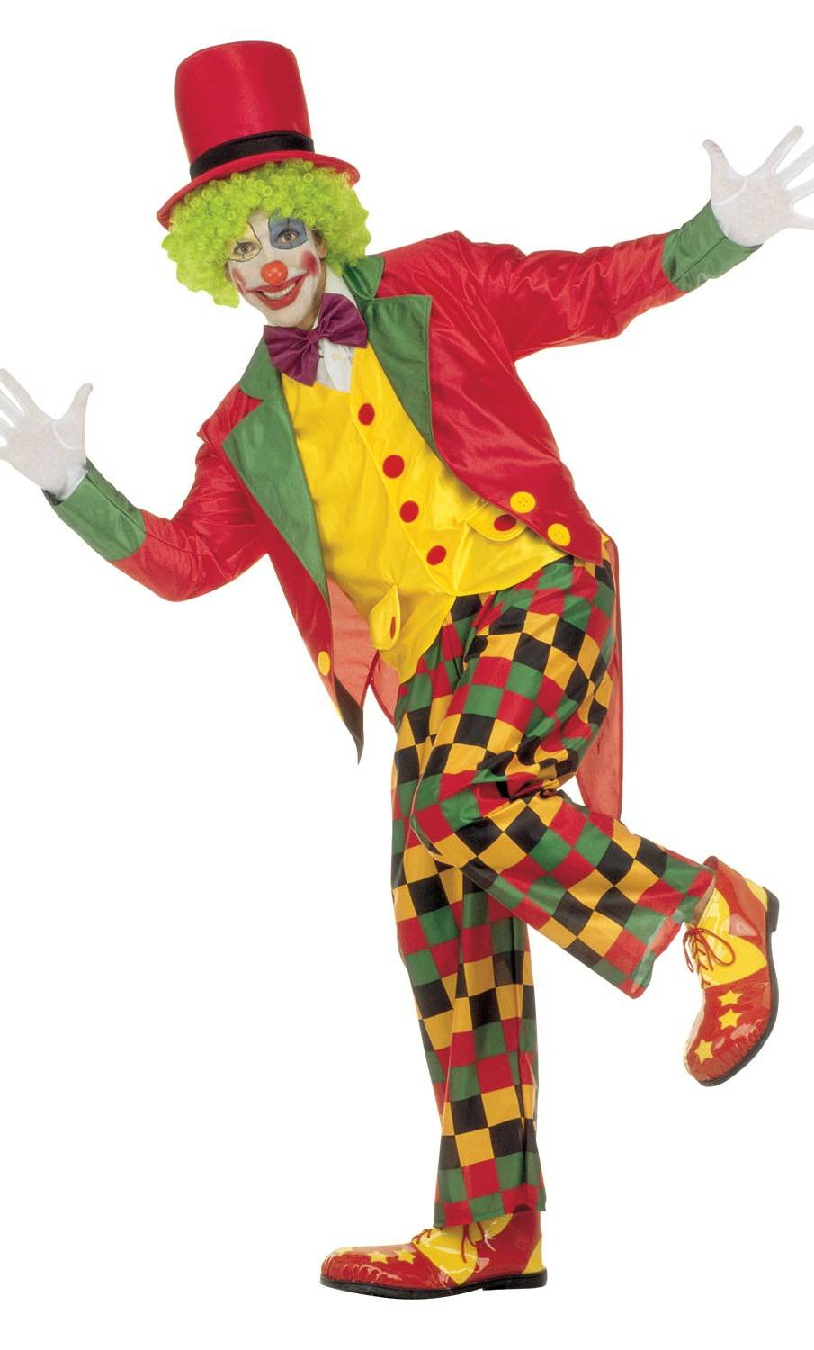 Costume de clown xl