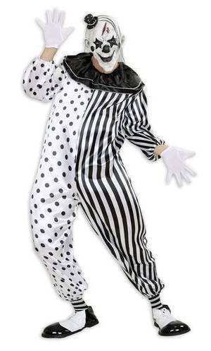 Costume pierrot adulte xl