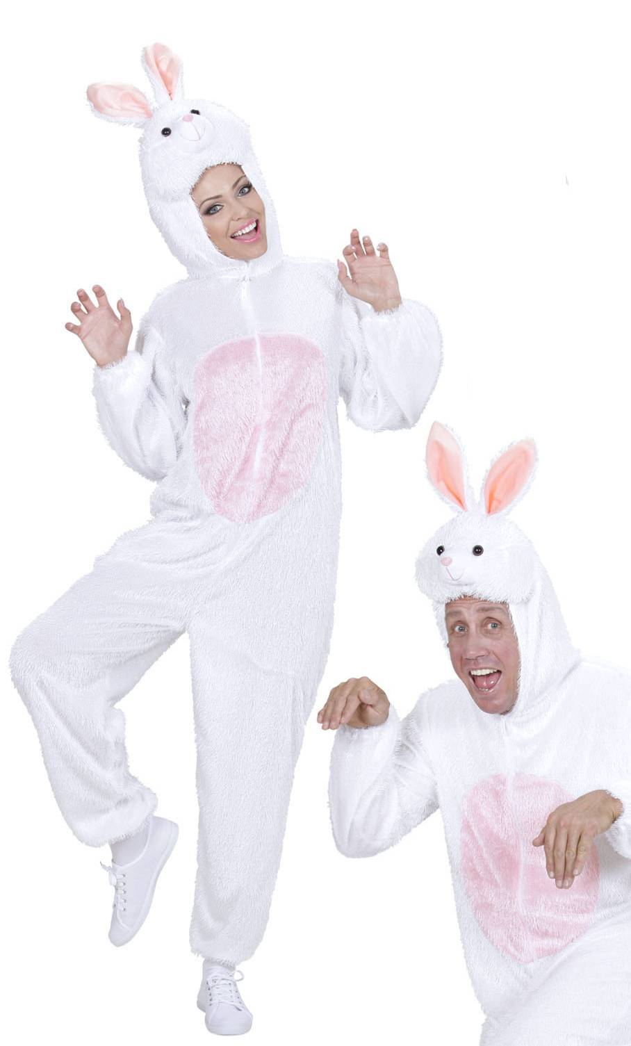 Costume de lapin adulte