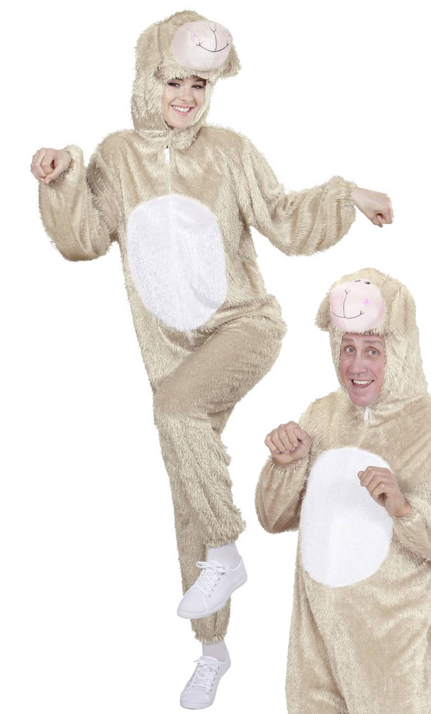 Costume de mouton pour adulte
