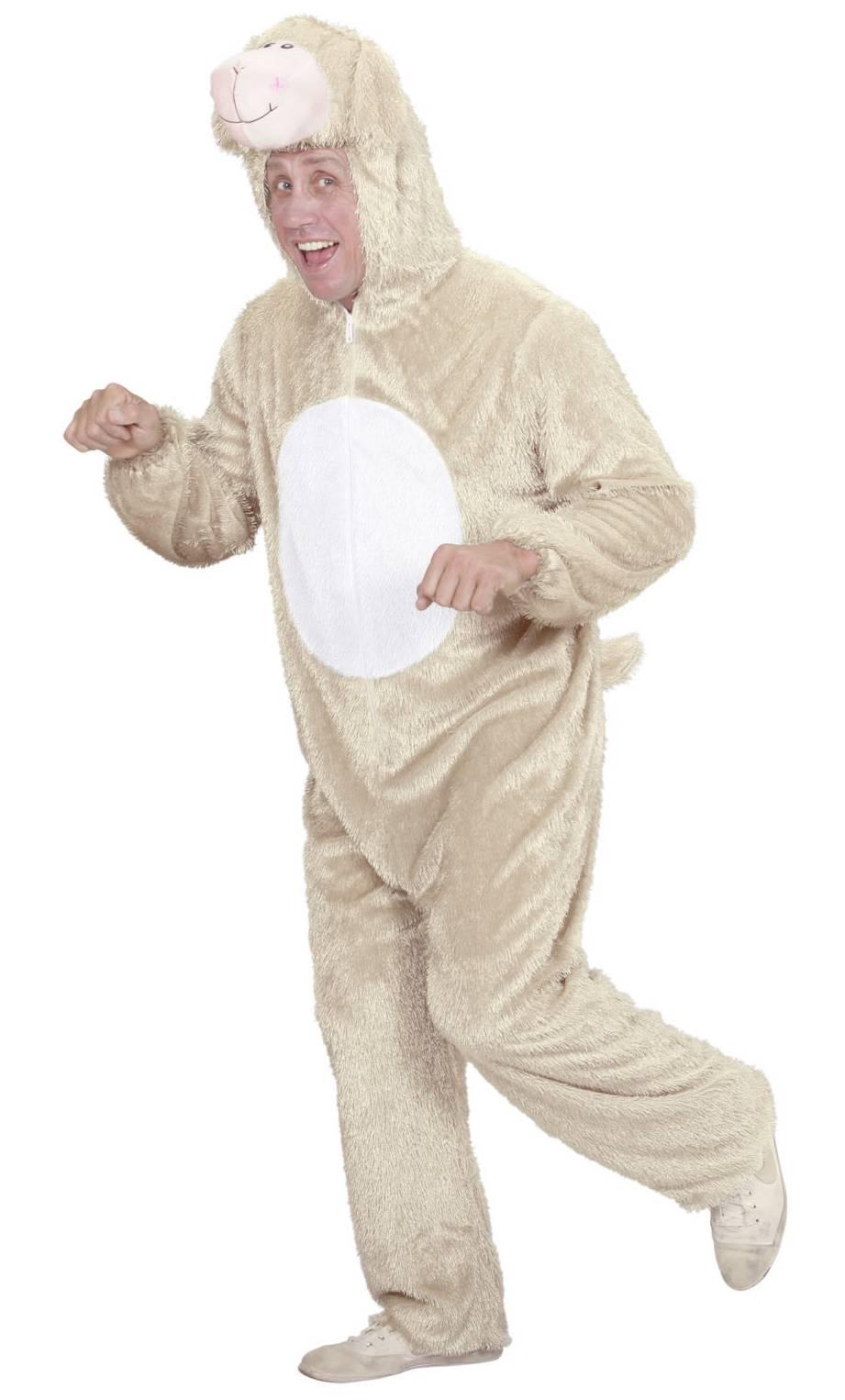 Costume de mouton en grande taille