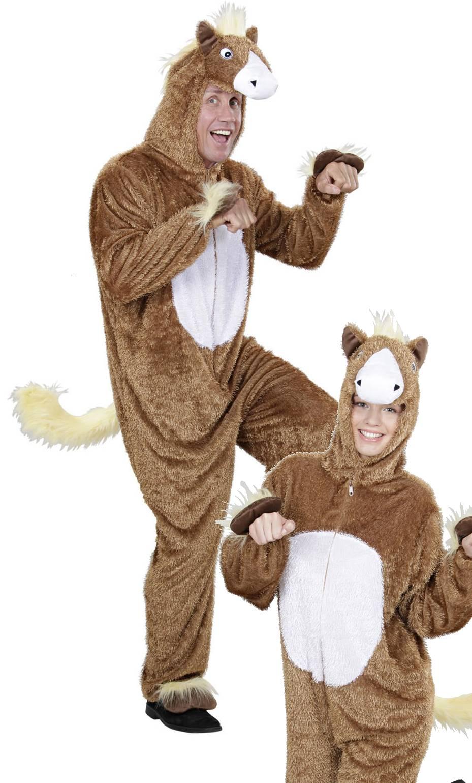 Costume de cheval pour adulte