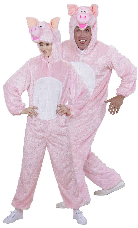 Costume de cochon grande taille
