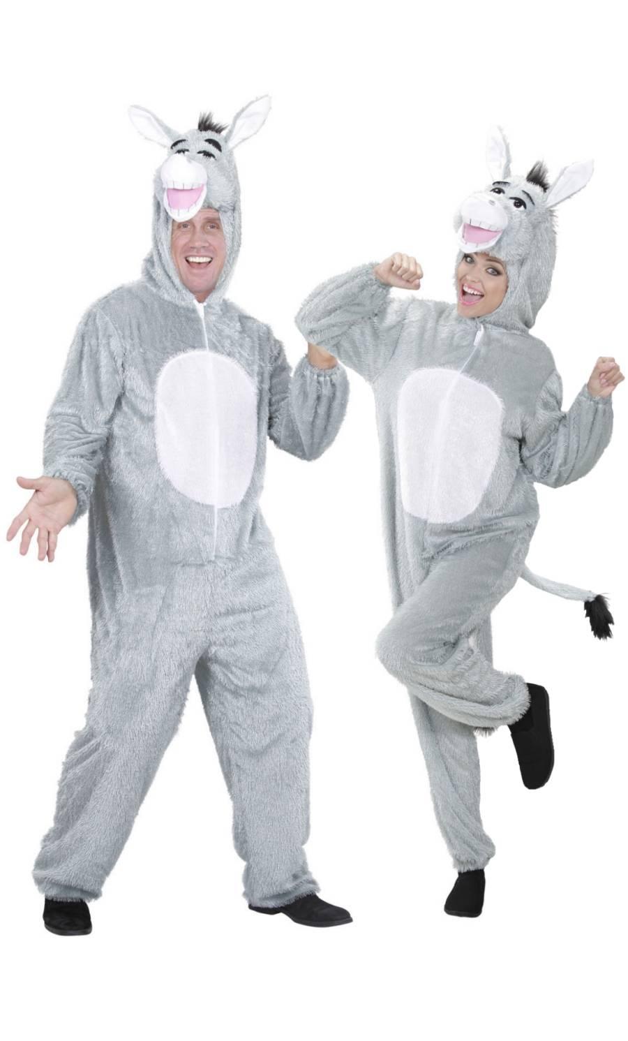 Costume d'âne pour adulte