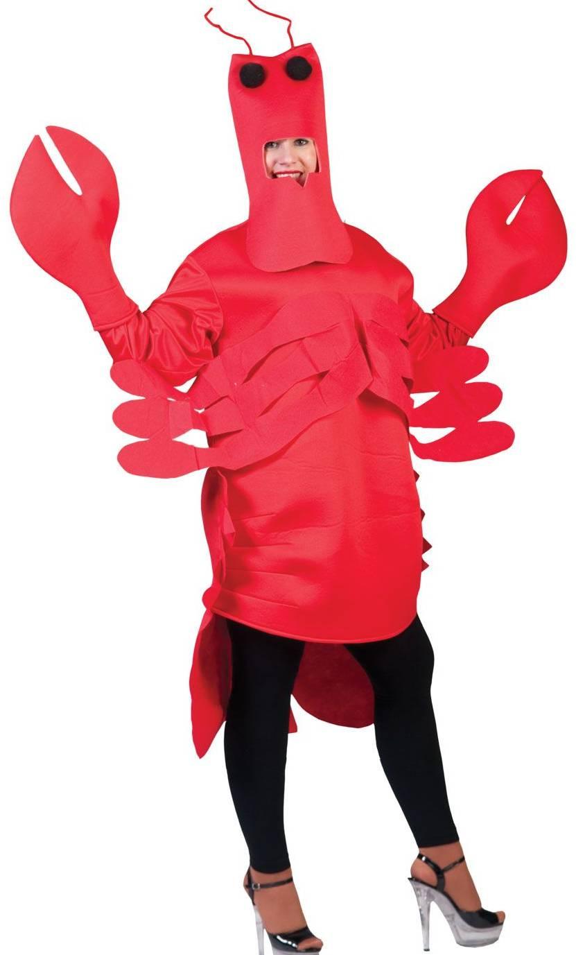 Costume-de-homard-Adulte
