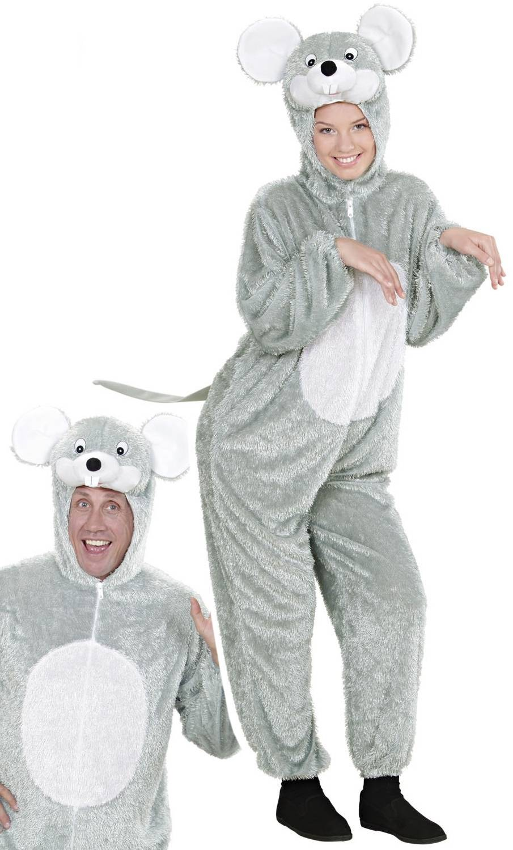 Costume de souris adulte en grande taille