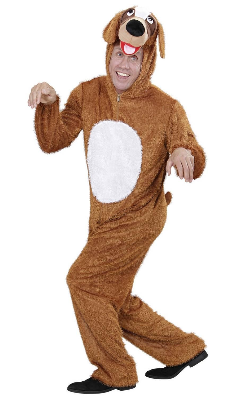Costume de chien adulte grande taille
