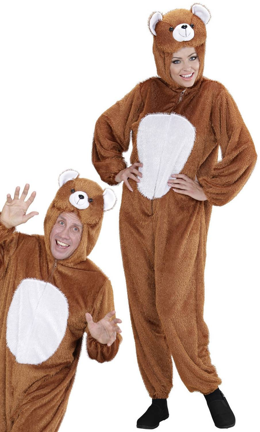 Costume d'ours pour adulte