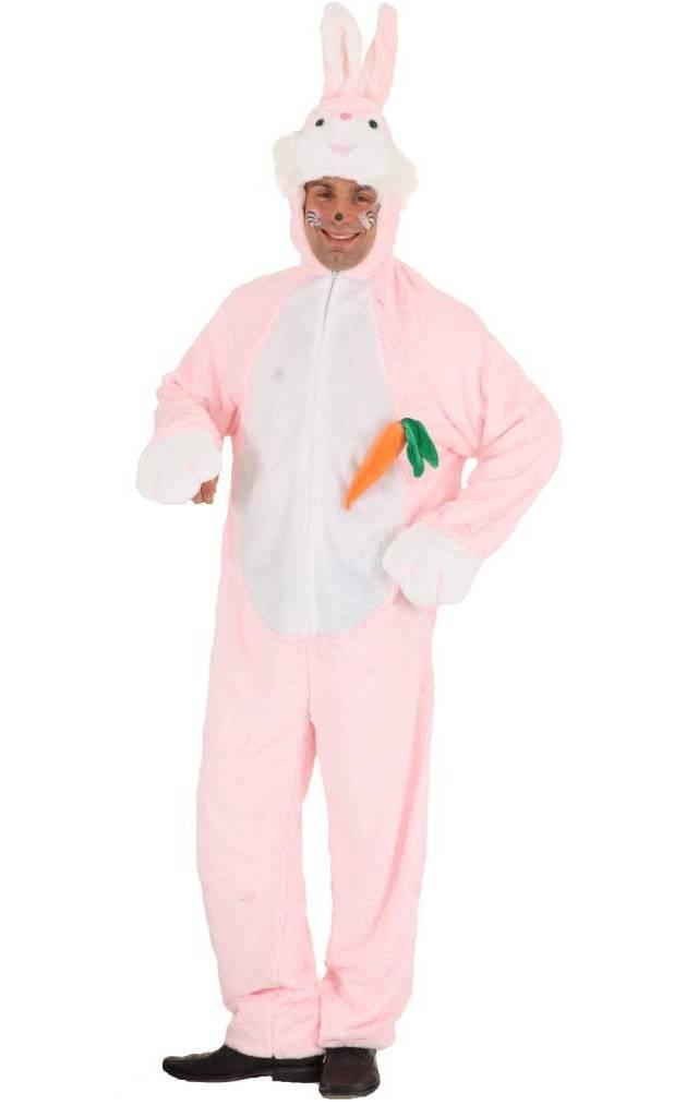 Costume-de-lapin-rose-grande-taille