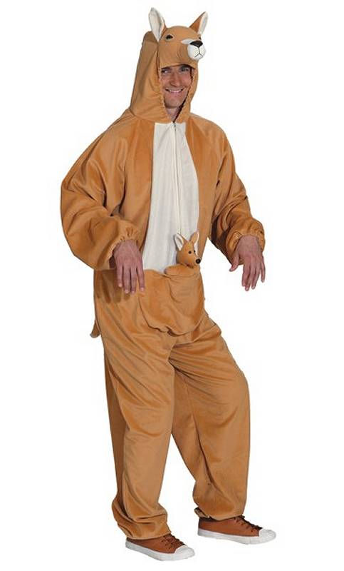 Costume-Kangourou